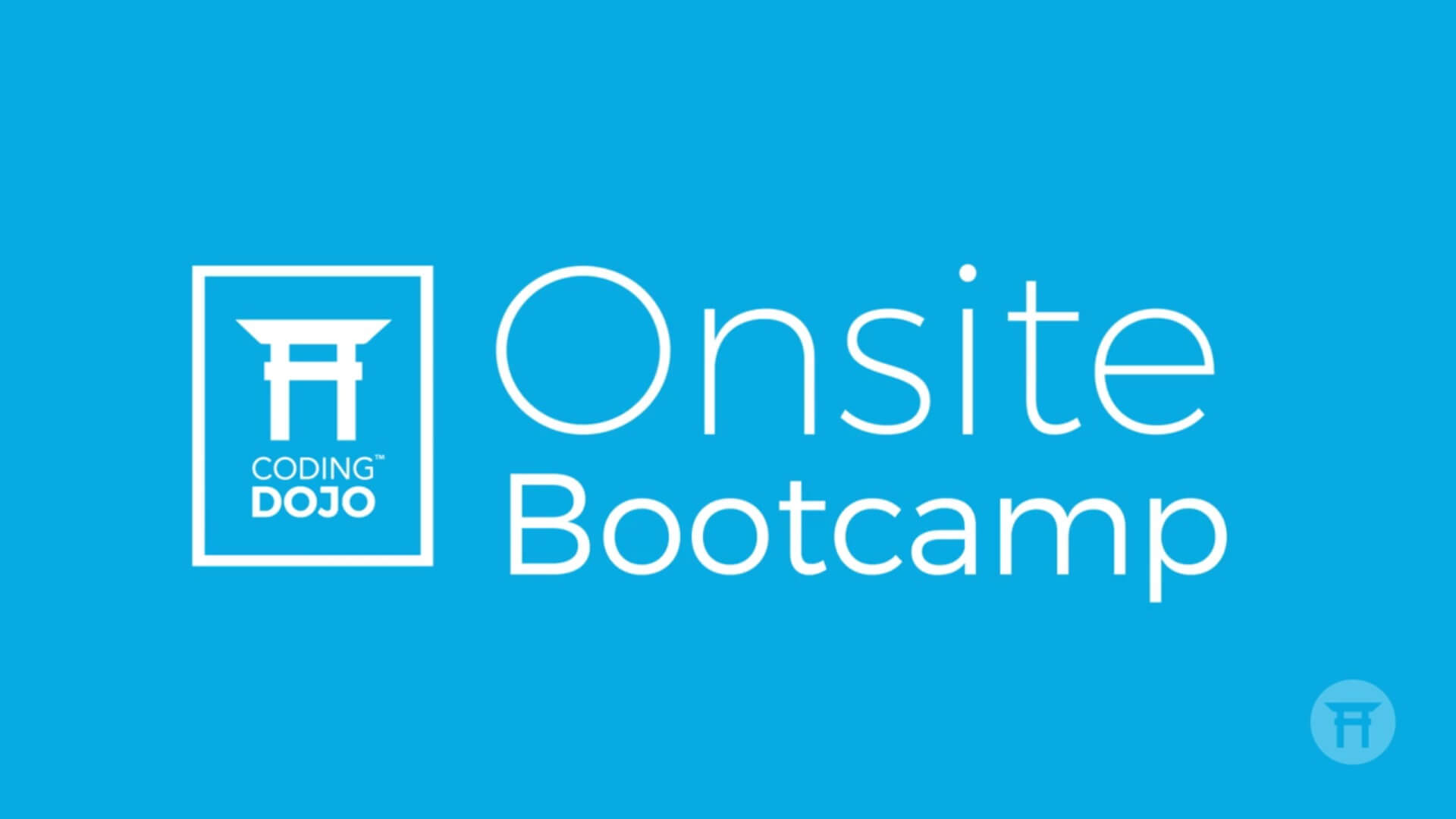 Onsite Bootcamp