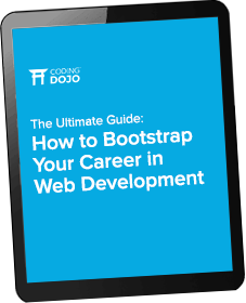 dojo guide  - how to bootstrap web dev career ipad 2 - Top 8 Web Development Trends of 2019